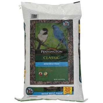 Central Garden And Pet Pennington Classic Wild Bird Feed, 20 lbs