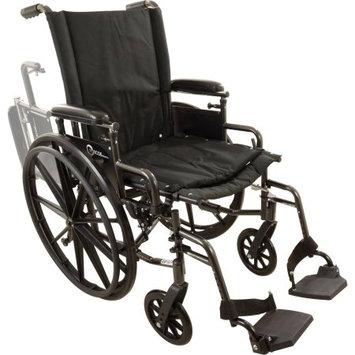 Roscoe Medical Roscoe Onyx K4 Wheelchair, 16