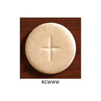 Communion Wafers - Whole Wheat 1 1/8