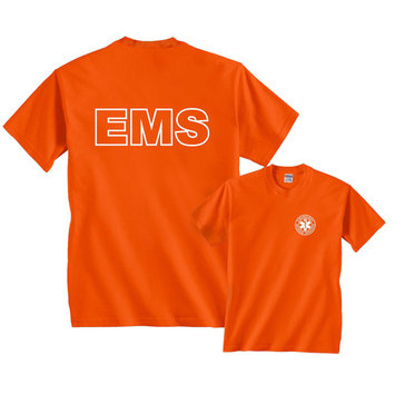 EMS Emergency Medical Services T-Shirt