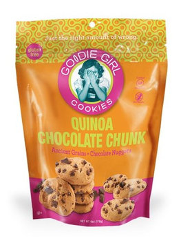 Goodie Girl Tribeca Gluten Free Cookies Quinoa Choco-Chip 6 oz