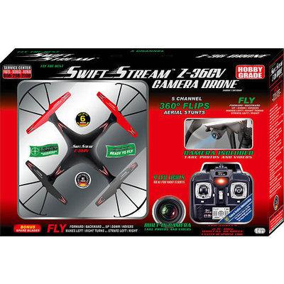 Swift Stream Z-36CV Remote Control Camera Drone - Black