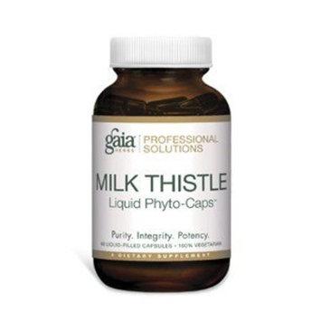 Gaia Herbs (Professional Solutions) - Milk Thistle 60 vegcap