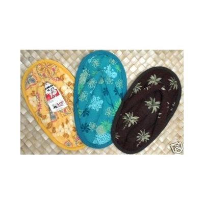 Regency Marketing Hawaii Hawaii Style Pattern Foot Dust Mop
