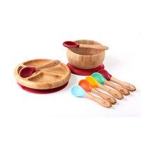 Avanchy Rainbow Baby Gift Set Magenta