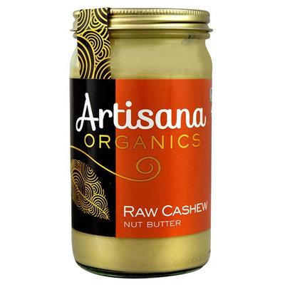 Artisana Organics Raw Nut Butter Cashew - 14 oz pack of 3