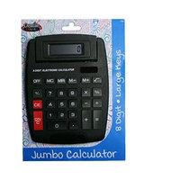 Creative Colors Jumbo Calculator(pack Of 48)