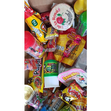 Glam Lux Bundle Candy Assortment (57 count) Delicious Sweat and Salty Mexican Candy Classic Assortment Vero Mango, Vero Pica Fresa, Mazapan, Pulparindo, Locochas, Pelon Pelo Rico and many more