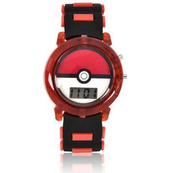Pokemon Bullet Band Light Up Strap Watch