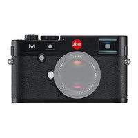 Leica M Digital Rangefinder Black Camera Body