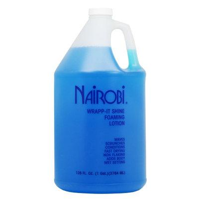 Nairobi Wrap-It Shine Foaming Lotion 1 gallon / 128 oz