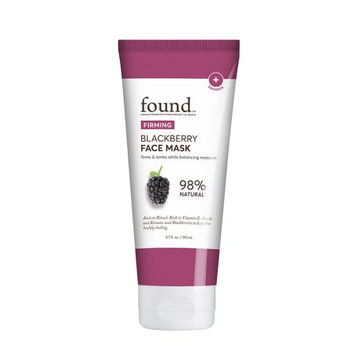 Hatchbeauty Products FOUND FIRMING Blackberry Face Mask, 5.7 fl oz