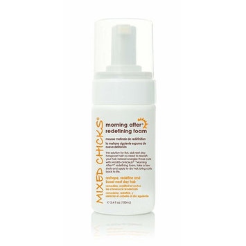 Mixed Chicks Morning After Redefining Hair Foam, 3.4 fl.oz.