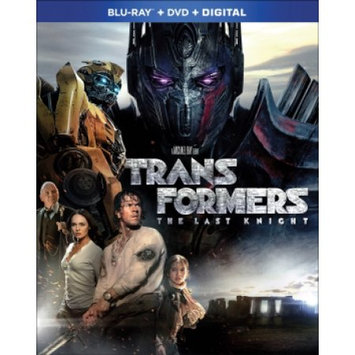 Paramount Home Vid Transformers: The Last Knight (Walmart Exclusive) (Blu-ray + DVD + Digital)