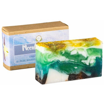 Aira Handmade Organic Soap - Therapeutic Essential Oil Soap with Lily of the Valley & Vanilla - Moisturizing Soap with Vegan, Cruelty-free Ingredients - Chemical-free, Organic Hand Soap (4 Ounces)