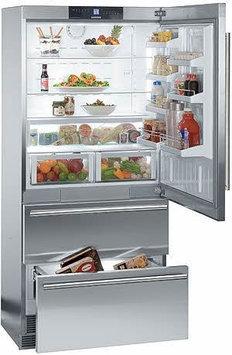 Liebherr CS2060 20 cu. ft. Counter Depth Bottom Freezer