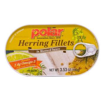 MW Polar Herring in Mustard Sauce 3.53 oz.