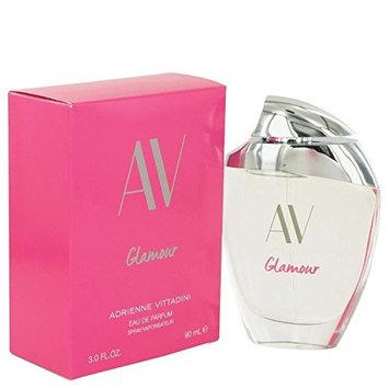 AV Glamour by Adrienne Vittadini Eau De Parfum Spray 3 oz for Women - 100% Authentic