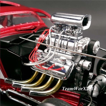 GMP 18840 1934 Blown 426 Nitro Coupe Drag Engine & Transmission Replica for 1-18
