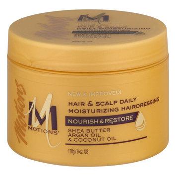 Motions® Nourish & Restore Hair & Scalp Daily Moisturizing Hairdressing 6 oz. Jar
