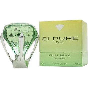 Si Pure Summer By Parfums Saint Amour For Women. Eau De Parfum Spray 3.3 OZ