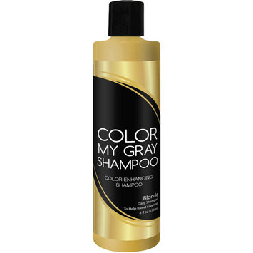 Color My Gray Shampoo for Blonde Hair, 10 fl oz