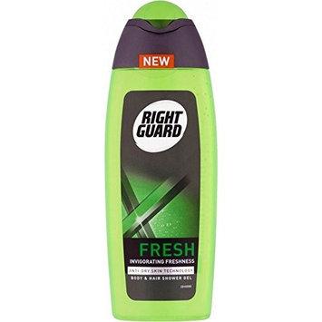 Right Guard Shower Gel - Xtreme Fresh Blast (250ml) - Pack of 2