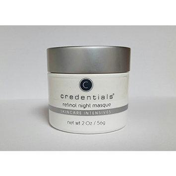Credentials Skincare Intensives Retinol Night Masque 2 oz.