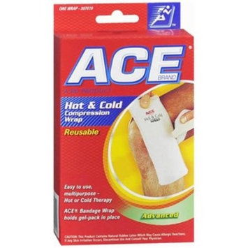 ACE Compress Back Wrap, Cold/Hot [Back Wrap]