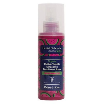 Daniel Galvin Jr Organic Dubble Trubble Watermellon Detangling Spray - 5.1oz