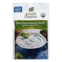 Simply Organic S.O.Medit Hrb Yog Mx (12x1OZ )