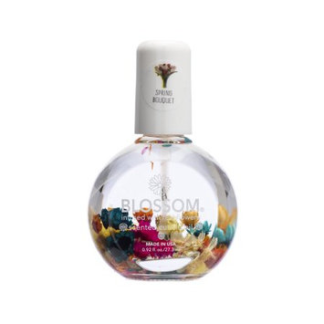 Blossom Floral Scented Cuticle Oil, Spring Bouquet, 1.0 Fl Oz
