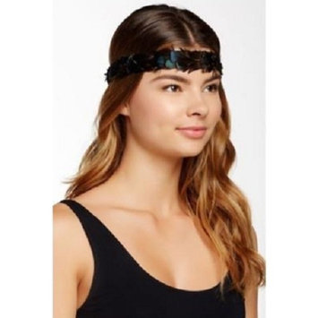 Cara Accessories for Nordstrom Feather Ribbon Stretch Headband