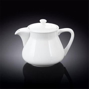 Wilmax 994002 750 ml Tea Pot White - Pack of 24
