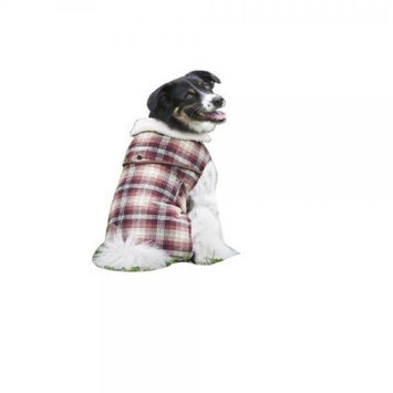 Ethical Products Inc Ethical Country Plaid Dog Coat Extra Small Multi Color 751023