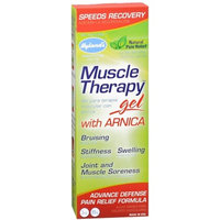 Hyland's Muscle Therapy Gel w/ Arnica, 3 oz (Pack of 4)