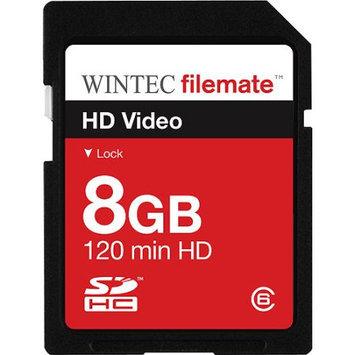 Wintec Industries Wintec FileMate 3FMSD8GBC6-R Secure Digital High Capacity (SDHC)