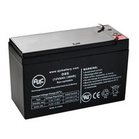 APC BackUPS RS Series 800VA 12V 8Ah UPS Battery - This is an AJC Brand® Replacement