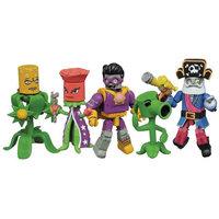 Diamond Select Toys Plants vs. Zombies Garden Warfare 2 Minimates Box Set