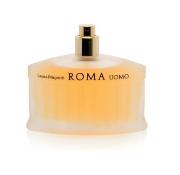 ROMA UOMO by Laura Biagiotti 4.2 oz EDT Spray Mens Cologne 125 ml NEW