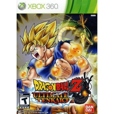 mco Dragon Ball Z: Ultimate Tenkaichi for the Xbox 360