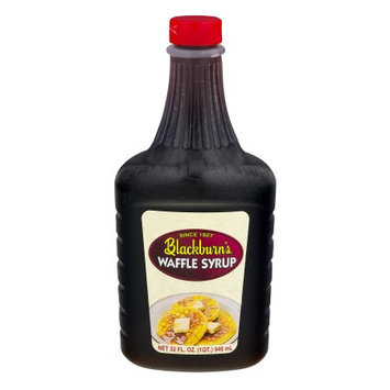 T.j. Blackburn Syrup Works, Inc. 6/32 oz blackburn Waffle