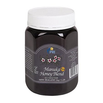 Pacific Resources International Manuka Honey Blend Bio Active 5+, 35.2 Oz