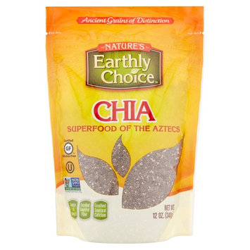 Nature's Earthly Choice Chia, 12 oz, 6 pack