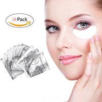 Eye Gel Pads - 50 Pairs of Eyelash Extension Under Eye Gel Pads Eyelash Lint Eye Patches