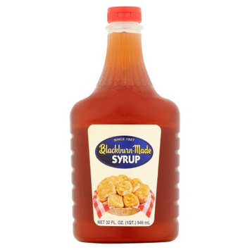 T.j. Blackburn Syrup Works, Inc. Blackburn-Made Syrup, 32 fl oz