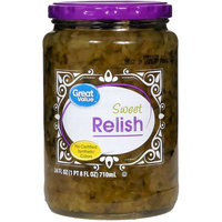 Walmart Stores Inc Great Value Sweet Relish 24oz
