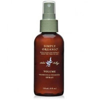 Simply Organic Volumizing Spray for Fine Thin Hair