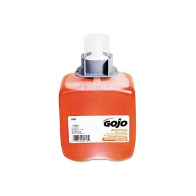 GOJO FMX-12 Foam Hand Wash, Orange Blossom, FMX-12 Dispenser, 1250ml Pump