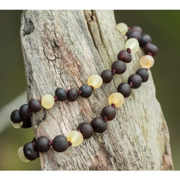 Baltic Amber Teething Necklace for Baby Boys
